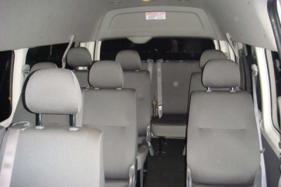 13 Seat Standard Minibus